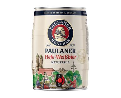Paulaner Hefe-Weissbier 5L