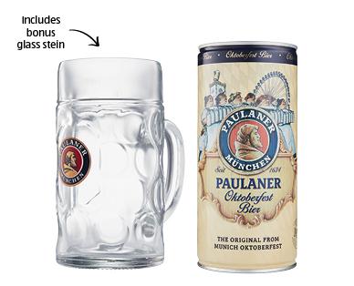 Paulaner Oktoberfest Beer 1L