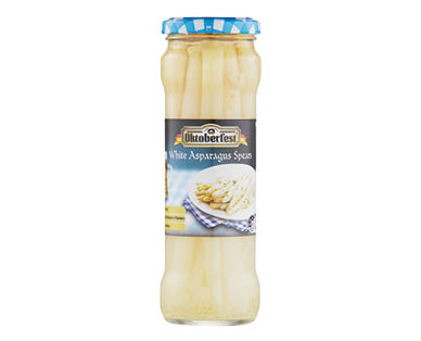 White Asparagus Spears 330g