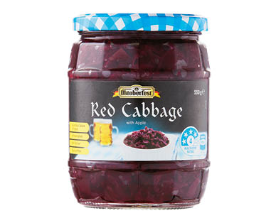 Red Cabbage with Apple 550g