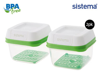 Sistema FreshWorks™ Produce Savers 2 Pack