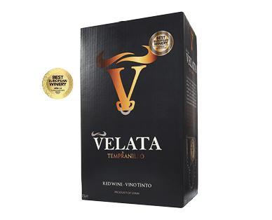 Velata Tempranillo 2019 2L