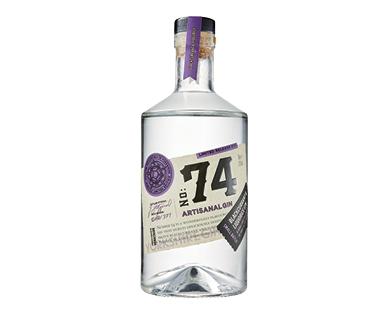 No. 74 Blackcurrant & Liquorice Gin 700ml