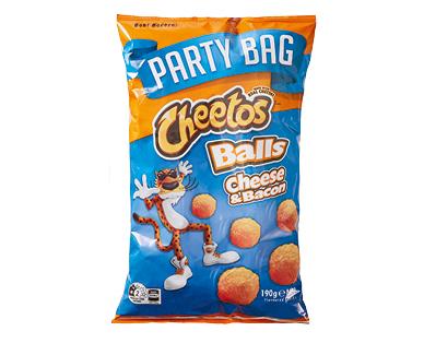 Cheese & Bacon Balls 190g