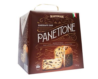 Italian Panettone Choc Chip 750g