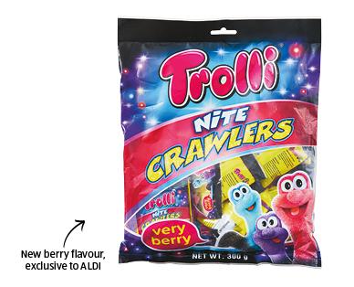 Trolli Nite Crawlers 300g