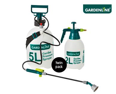 Garden Pressure Spray Pack