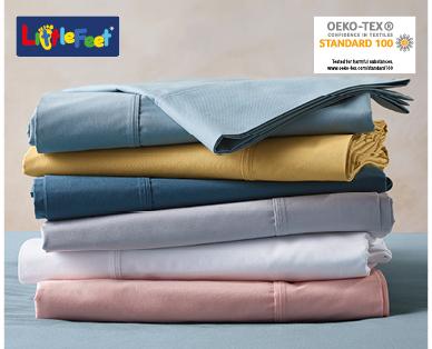 Organic Cotton Sheet Set – King Single Size