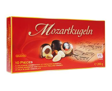 Schluckwerder Mozartkugeln 200g