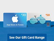 ALDI Gift Cards - ALDI Australia
