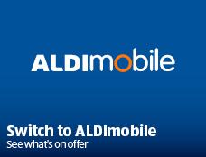 Shopping at aldi aldi australia for Saldi mobili on line