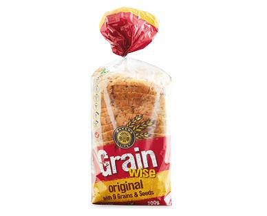 Bakers Life Grainwise Sliced Bread 700g
