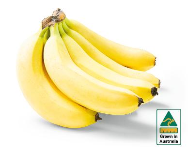 Australian Bananas 750g