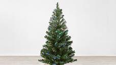120cm (4ft) Hudson LED Fibre Optic Christmas Tree