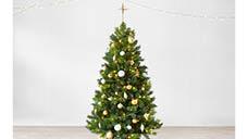 182cm (6ft) Winchester Prelit Christmas Tree