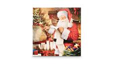Handmade Christmas Cards 10pk