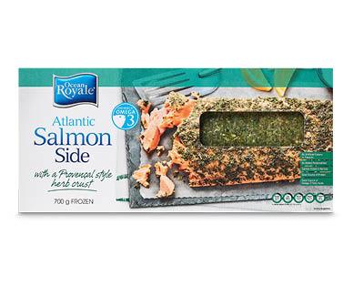 Atlantic Salmon Side Frozen 700g