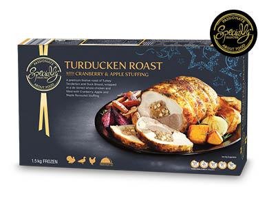 Turducken Roast Frozen 1.5kg
