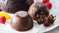 Mini Christmas Puddings 2pk 180g/220g