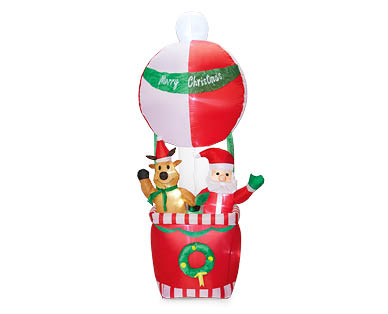 LED Low Voltage Christmas Inflatable