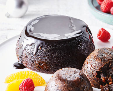 Chocolate Pudding 525g