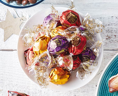 Moser Roth Finest Chocolate Christmas Baubles 150g