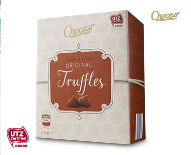 Cocoa Dusted Truffles 200g