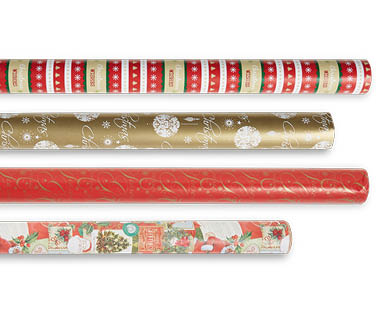 Deluxe Christmas Wrap 5m