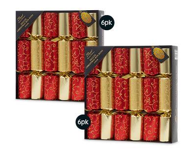 Deluxe Christmas Bon Bons 6pk