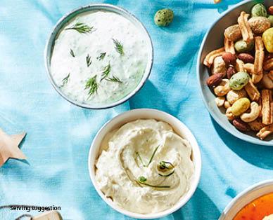 Deli Original Sour Cream Dips 165g