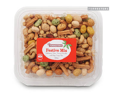 Forresters Festive Trays 550g