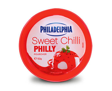 Sweet Chilli Philly 150g