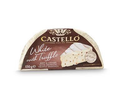 Castello White with Truffle 150g