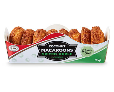 Gluten Free Coconut Macaroons 160g