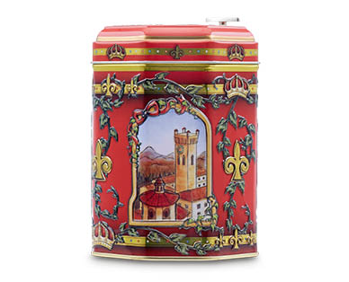 Musical Tins with Shortbread Cookies 175g