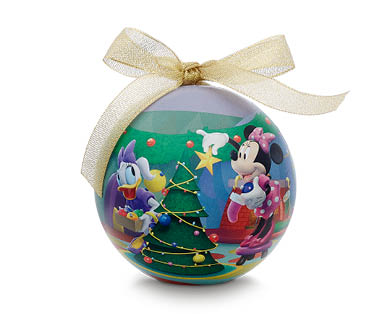 Licensed Christmas Baubles with Cookies 60g
