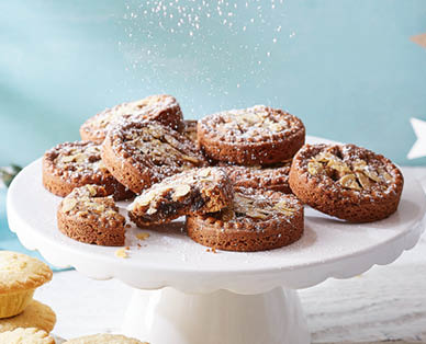 Specially Selected Spiced Spekulatius Fruit Mince Pies 300g