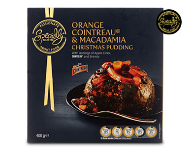 Specially Selected Luxury Christmas Puddings 400g