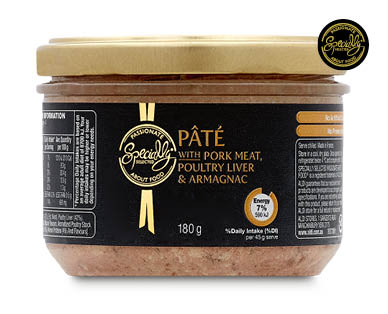 Specially Selected French Pâté 180g