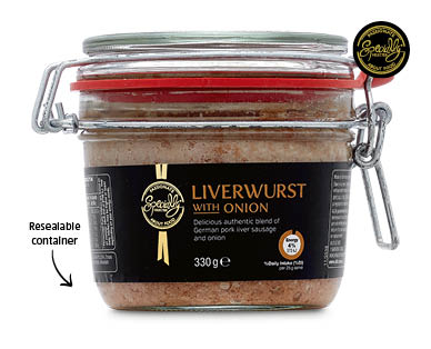 Specially Selected Liverwurst 330g