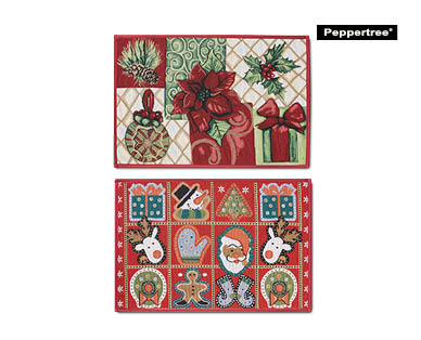 Woven Tapestry Floor Mat