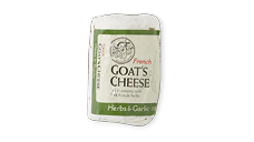 Emporium Selection Herbs & Garlic Goat's Cheese 110g