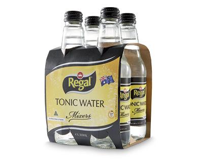 Regal Tonic Water Mixers 4x300ml