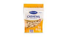 White Mill Baking Nuts - Whole Cashews 180g