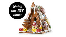 Dairy Fine DIY Gingerbread House Kit