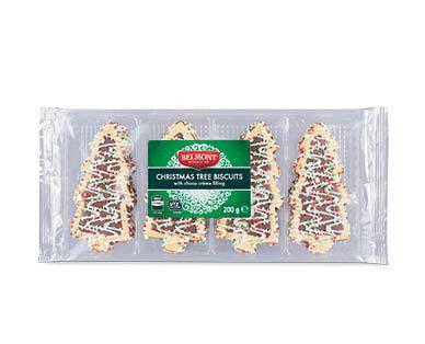 christmas tree cookies 200g aldi australia. Black Bedroom Furniture Sets. Home Design Ideas