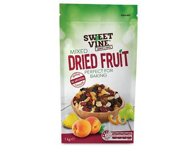 Sweet Vine Mixed Dried Fruit 1kg