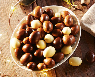 Dairy Fine Chocolate Coated Nuts 400g/420g