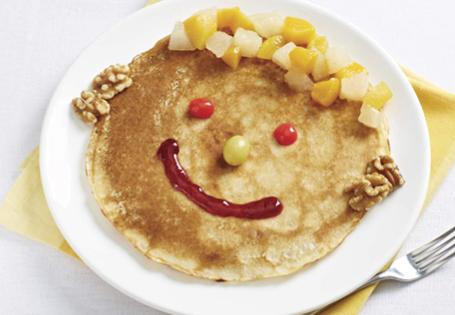 Funny Face Pancakes ALDI Australia