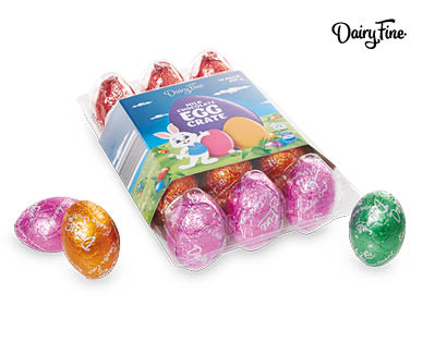 Dairy Fine Easter Egg Crate 15pk/255g